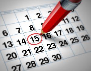 Cómo formular objetivos: #8 Establece una fecha de consecución
