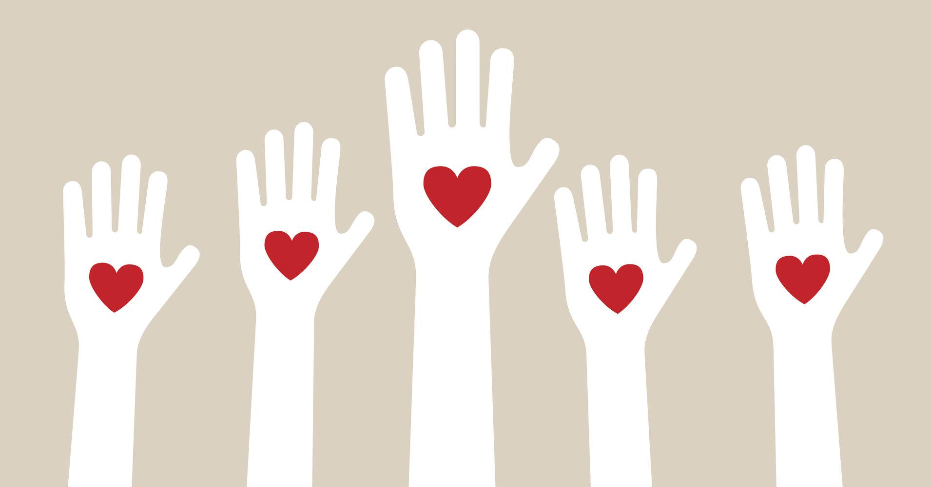 manos amor