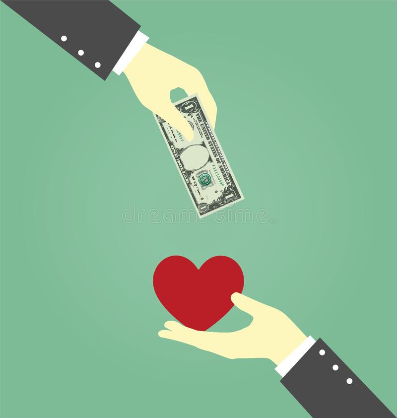 Aportar valor para conseguir dinero
