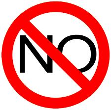prohibidoNo