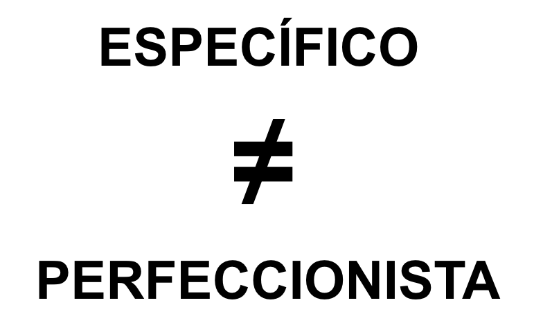especificoperfeccionista